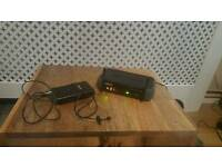 Shure wireless receiver, transmitter and Microphone...