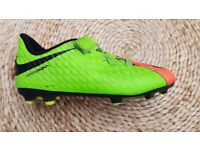 Nike football boots - kids - size 13