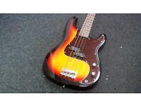 Revelations RPB65 Bass Guitar