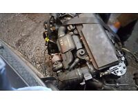 FORD FIESTA 1.4TDCI COMPLETE ENGINE 2003