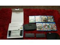 Ps vita boxed with games.ps3 ps4