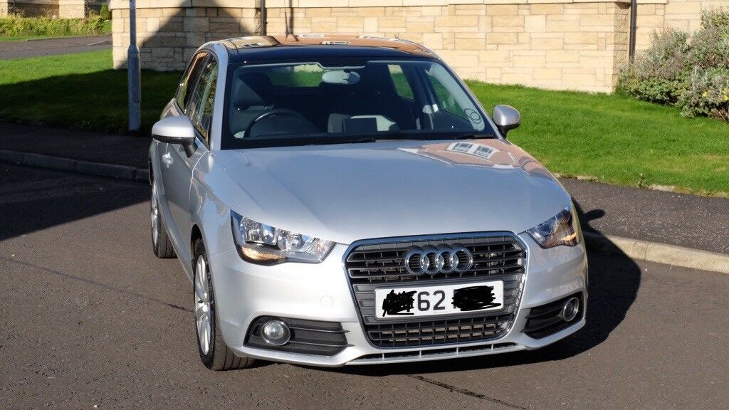 AUDI A1 SPORT AUTOMATIC 7SPEED