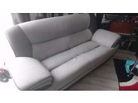 3 seater and 2 seater modern fabric sofa for sale