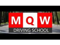 Automatic driving Lesson crash intense weekly course Car hire For Test Horsforth Harehills new Test