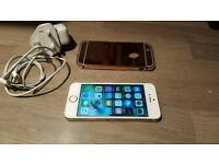 Iphone 5s gold in excellent condition ( unlock to any network)