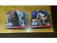 Star Wars the force awakens special edition 1000 piece jigsaw tins