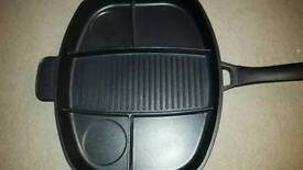 5 in 1 cooks professional frying pan