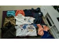 Boys clothes bundle ages 9-12m /12-18