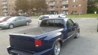 2003 Chevy s10 side step
