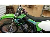 KX 250 KAWASAKI MOTOCROSS