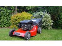 "Champion 18"" Self Propelled Petrol Mower / Lawnmower"