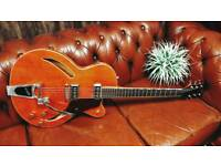 Gretsch G3140 historic with bigsby and hardcase
