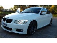 2011 2011 BMW 3 SERIES 320I M SPORT COUPE COUPE PETROL EXCELLEND CONDITION!!