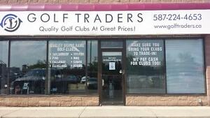 ⛳⛳ Come See Our Brand New Store w/ More Inventory Than Ever! ⛳⛳ Calgary Alberta image 1