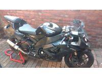 Kawasaki Ninja zx10r 2008 not cbr fireblade r1 r6 gsxr 600 1000 zx6r track bike