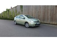 Toyota prius 2006/06 T4 Hybrid Electric never been a pco 146k vosa approved