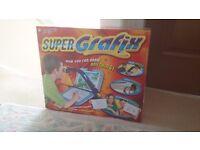 Super grafix drawing art studio
