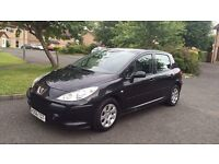 2006 Peugeot 307 1.4 ,,low miles ,,mot and taxed,,£750