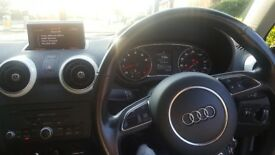 Audi a1 competition line