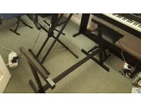 Keyboard Stand - Durable Quick Lok Systems Z Stand