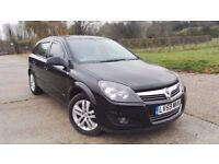 2009 Vauxhall Astra 1.7 CDTi ecoFLEX 5dr Full Service History HPI Clear New MOT