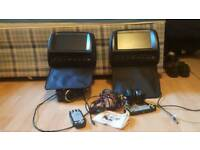 Car head rest tv's for sale
