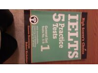 IELTS - 5 Practice Tests