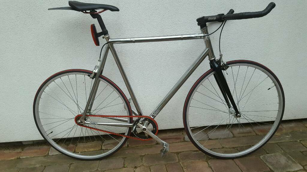 Chrome Charge Plug 0 Single Speed / Freewheel Bike