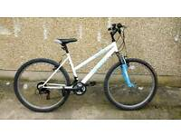 "Ladies bike 17"" Trax breeze delivery available"