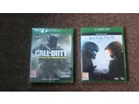 Xbox one games sealed