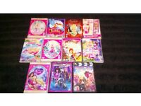 Girls dvd bundle
