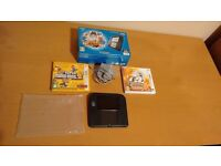 NEW/BOXED NINTENDO 2DS YO-KAI WATCH PREINSTALLED + POKEMON SUN + SUPER MARIO BROS 2