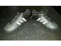 Adidas football boots size 12.5