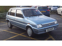 1987 Classic V/Plas austin rover Metro only 17k miles classic car automatic ideal Christmas present