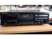Pioneer Cassette Deck CT-S430S