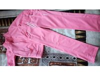 Reebok tracksuit 8 years girl