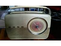 Bush Transistor Radio 1959/60