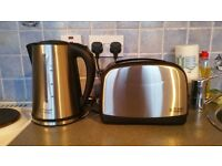Russell Hobbs Toaster and Kettle Set
