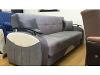 💥🚀EXCELLENT BRAND NEW TURKISH GAMA SOFA BED WITH LARGE STORAGE