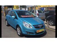 Vauxhall Corsa 1300 diesel 3 door 2011 60000 ful history ful years mot £30 road tax fully serviced
