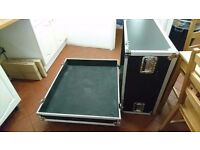 Flight Case trendy furniture coffee table? storage box