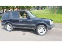 Lang Rover Range Rover 1997 Auto Petrol 4.6 LPG 12 months mot
