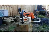 Stihl 024/ms240 professional chainsaw