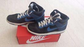 Mens Nike Dunk Blue: Size 6.5 (UK)