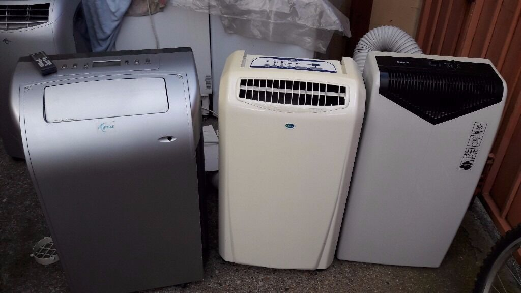 **JAY'S APPLIANCES**PORTABLE AIR CONDITIONING UNITS**FROM £120**DELIVERY**BARGAIN**