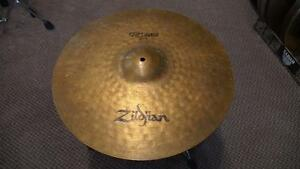 Zildjian ZBT plus 20po. Rock Ride Usagé/Used