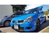RENAULT CLIO SPORT 182 CUP