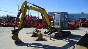 2012 Wacker Neuson 6003 pelle excavatrice