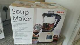 Cooks Professional Soup Maker