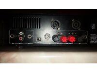 amplifier W-audio